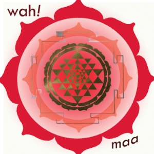 Wah! Maa album cover