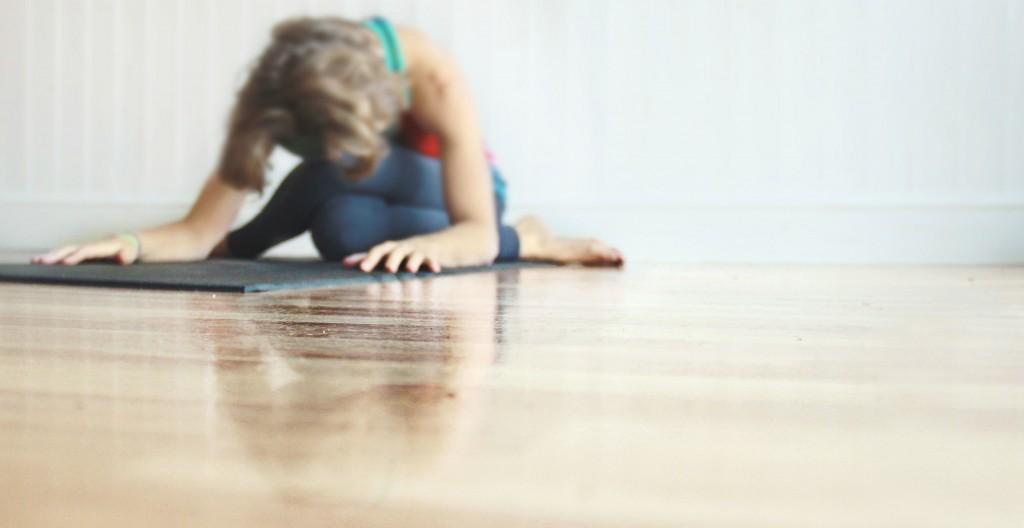 Clare Wener yin yoga Hertfordshire